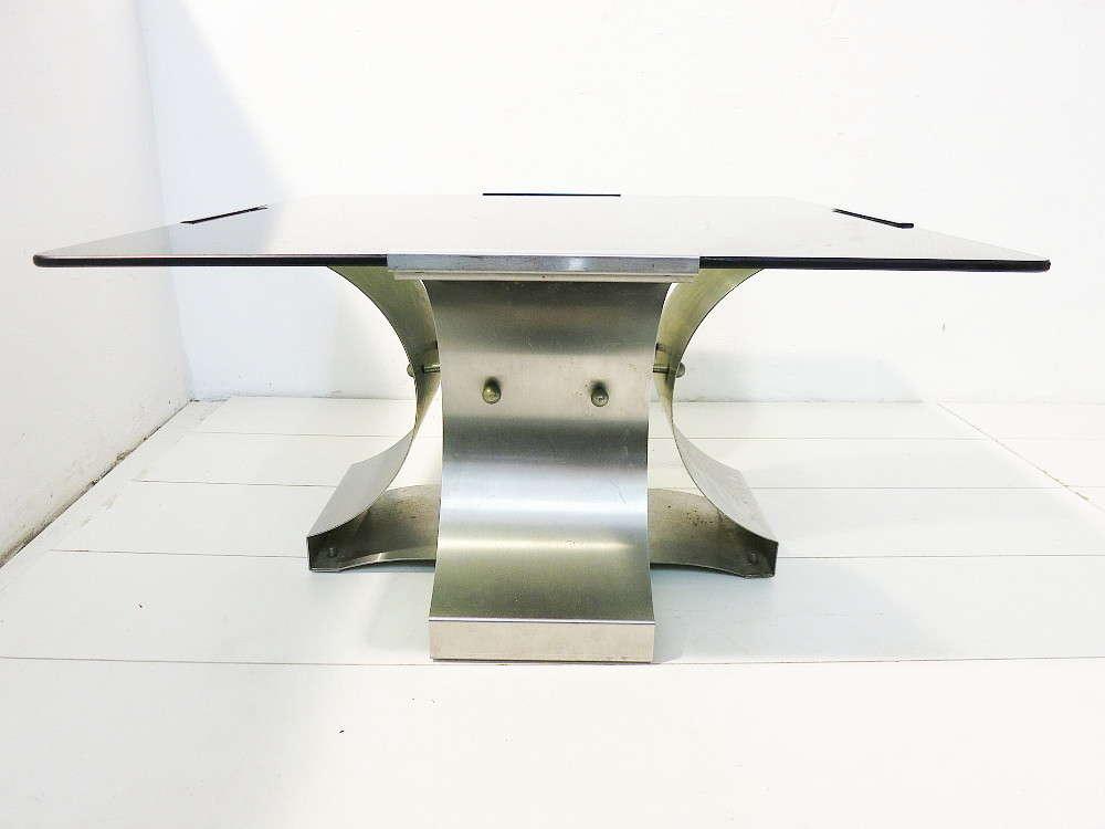 Space Age Coffee Table Design Francois Monnet Plutoraker