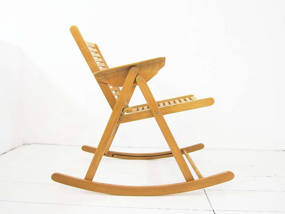Prime Foldable Rex Rocker Design Niko Kralj Plutoraker Andrewgaddart Wooden Chair Designs For Living Room Andrewgaddartcom