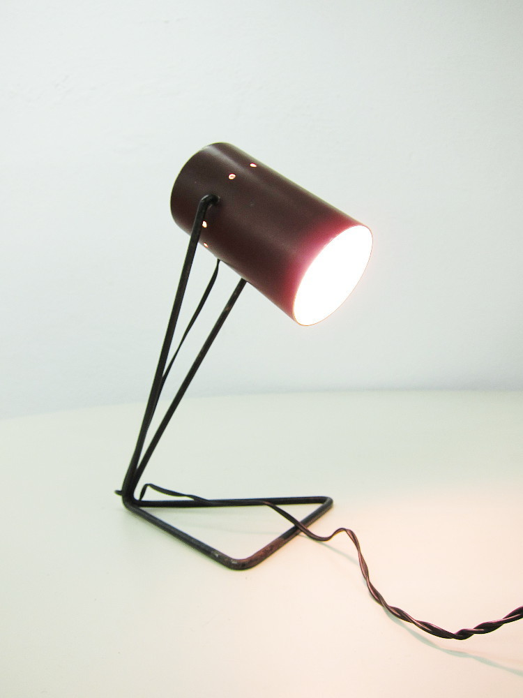 Small Fifties Lamp