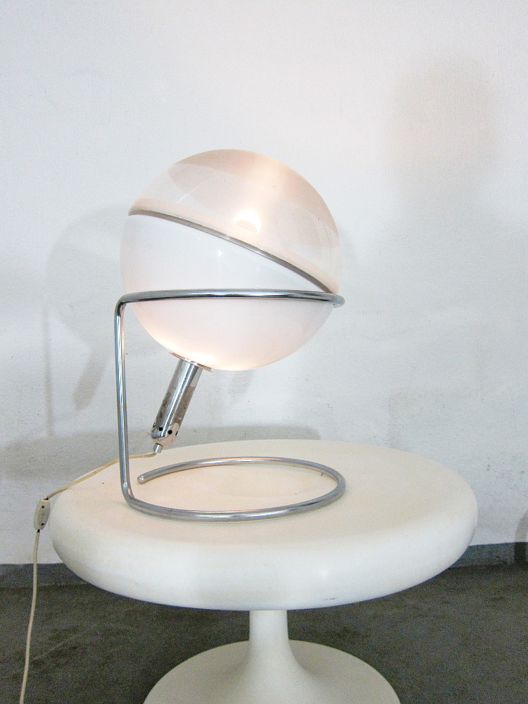 Design House Guzzini Focus Table Lamp Design Fabio Lenci