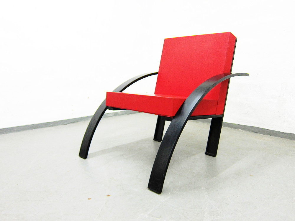 Parigi Chair by Aldo Rossi for Unifor