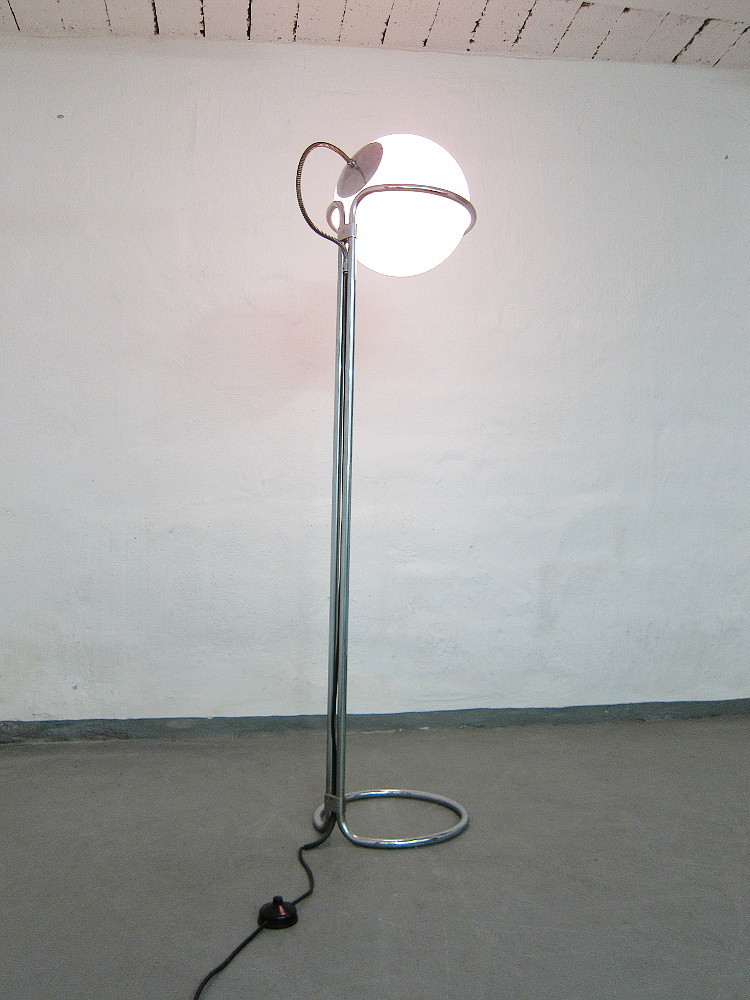 Space Age Floor Lamp By Kaiser