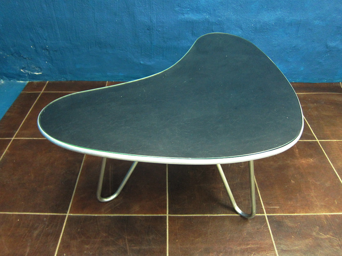 50s Coffee Table Bauhaus Style