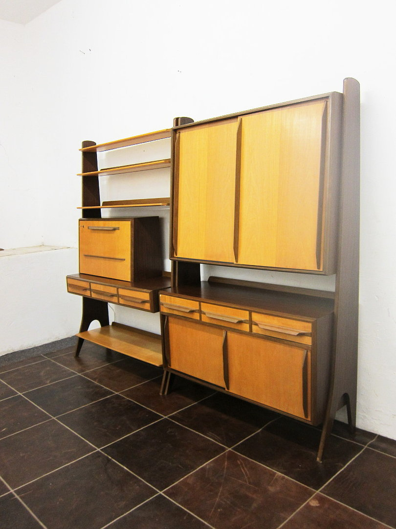 50s Shelf System Karl Nothhelfer for Pollmann