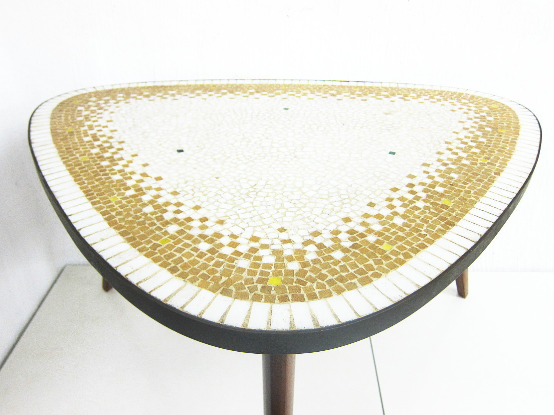 50s Mosaic Table